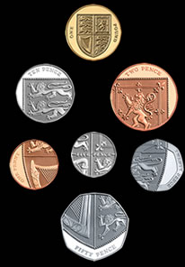 New coins